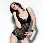 LeeAnna Vamp Black Lace 6