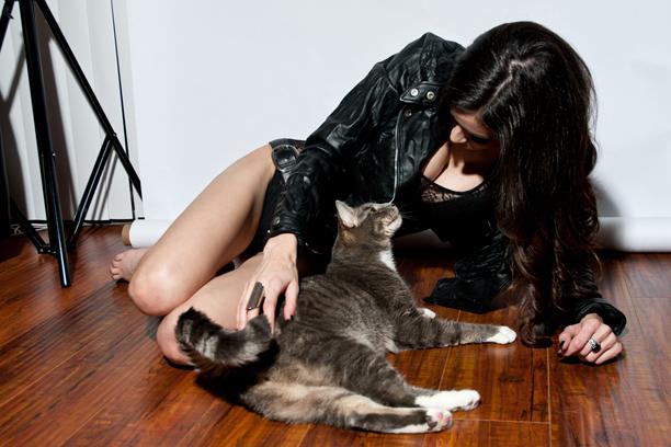 LeeAnna Vamp With Humbert