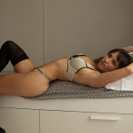 Shay Maria in Bed 20