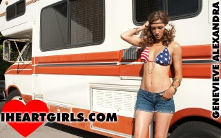 Genevieve Alexandra ♥s The USA Wallpapers