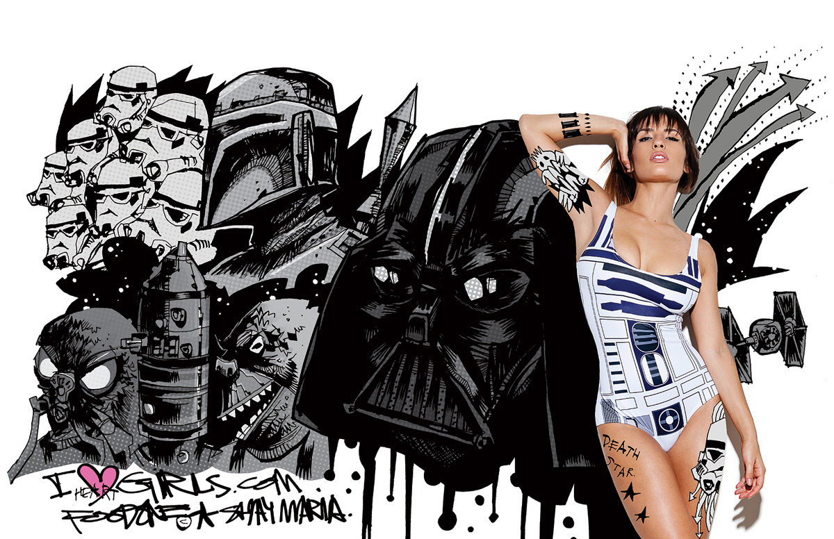 Shay Maria Jim Mahfood Star Wars 1