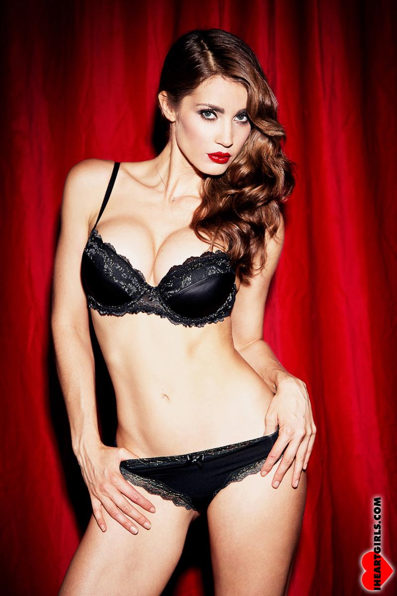 Tanit Phoenix Black Lingerie 1
