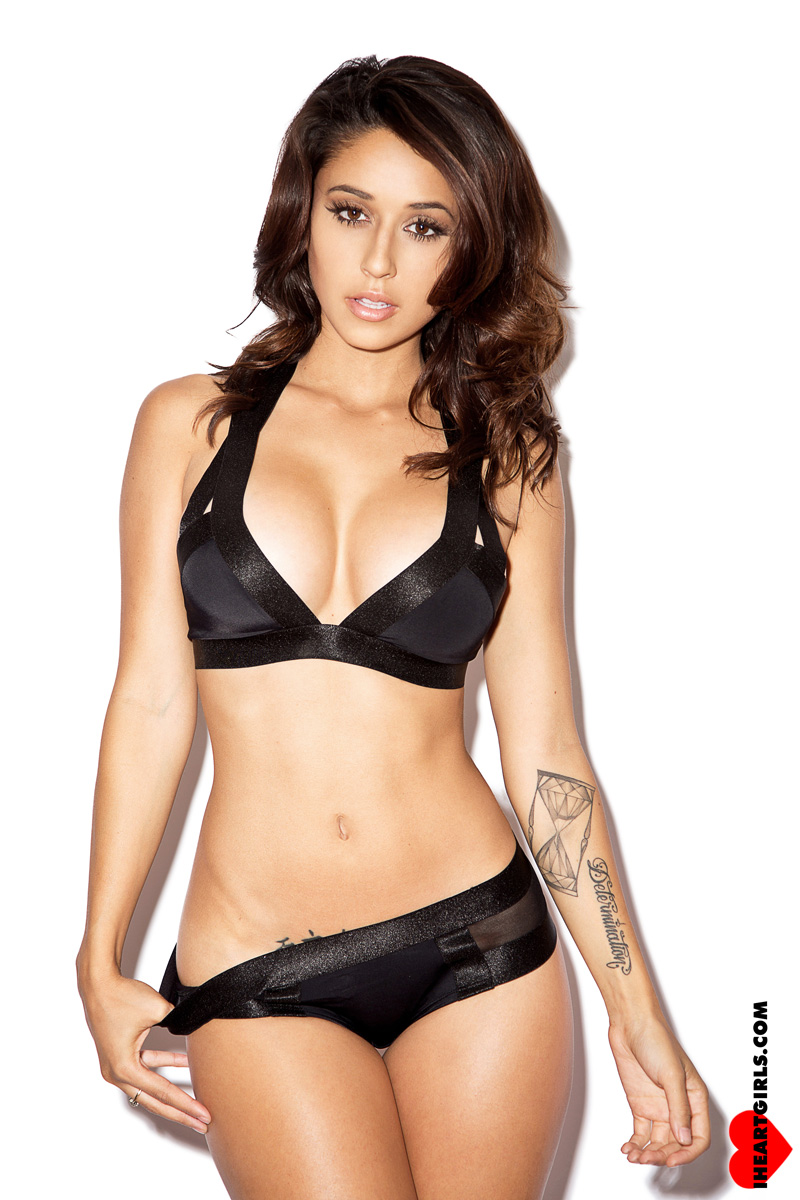 Tianna Gregory in Black 7