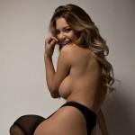 Brooke Hanmer Pantyhose 4