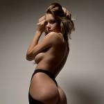 Brooke Hanmer Pantyhose 1