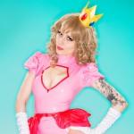 Vera Baby Princess Peach 1